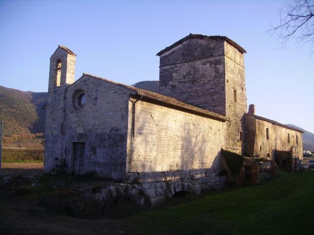 Chiesa di S. Giovanni de Budes