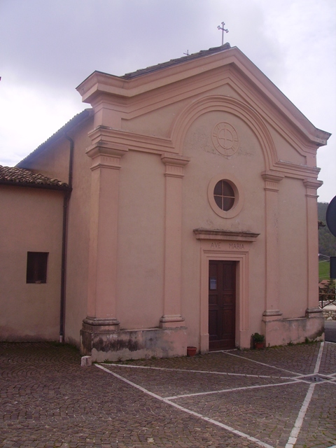 Chiesa di San Giovanni Battista in Castelelimonte