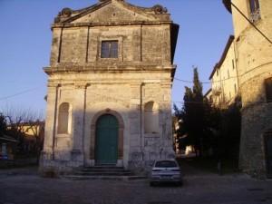 Chiesa - Madonna del Giglio