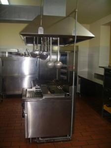 Ostello - La Cucina