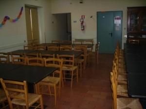 Ostello - Sala da pranzo